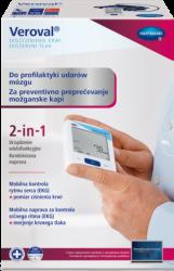 Ciśnieniomierz z funkcją EKG Veroval EKG Hartmann