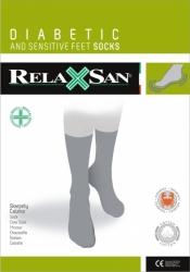 Skarpety dla diabetyków z włóknem Crabyon RelaxSan