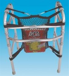 Torba siatkowa na balkonik lub chodzik rehabilitacyjny
