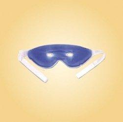 Okład zimno-ciepły na oczy w kształcie maski