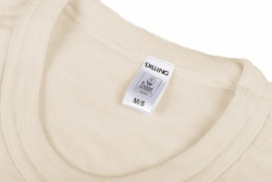 Koszulka termiczna męska z wełny merynosów DILLING