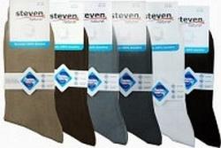 Skarpety Natural 100% bawełna STEVEN