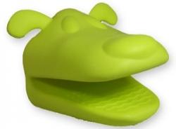 Silikonowa łapka na gorące naczynia - piesek