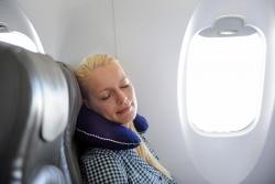 Poduszka podróżna rogal Buchi Sissel