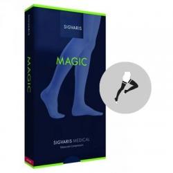 Pończochy MAGIC A-G Sigvaris palce odkryte/zakryte