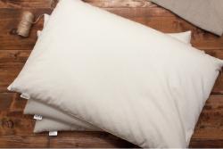 Poduszka do spania wypełniona gryką