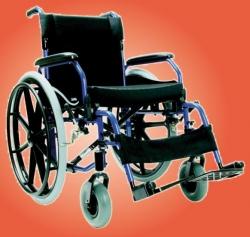 Wózek inwalidzki aluminiowy Soma SM-852