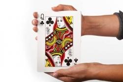 Duże karty do gry