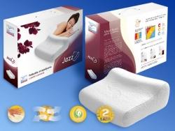 Poduszka ortopedyczna z pamięcią Jazz Dr Sapporo