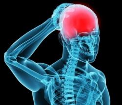 Opaska magnetyczna na bóle głowy