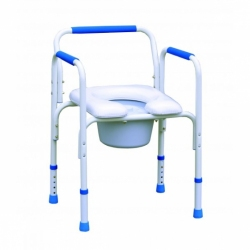 Fotel sanitarny Alustyle 4 w1 Herdegen