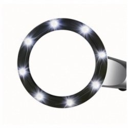 Lupa ręczna  Bresser Φ55-2,5x LED55