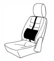 Poduszka lędźwiowa do samochodu Sissel Tour