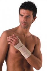 Stabilizator nadgarstka i kciuka z aluminiowym usztywnieniem RelaxSan