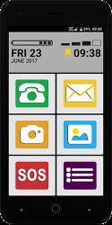 Telefon Maxcom Smart MS514 FS