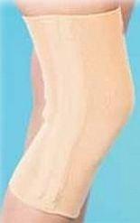 Stabilizator kolana elastyczny ze spiralnymi szynami bocznymi Athenax