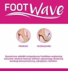 Wkładki do butów na obcasie FootWave CATWALK