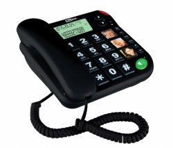 Telefon dla Seniora KXT 480