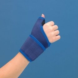 Uniwersalny stabilizator nadgarstka i kciuka