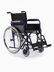 Wózek inwalidzki stalowy (H011)
