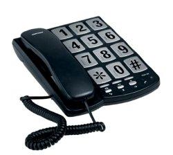 Telefon z dużymi przyciskami Titan 100