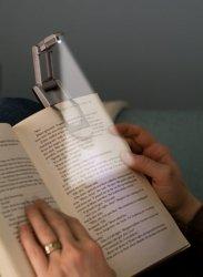 Lampka do czytania (klips)