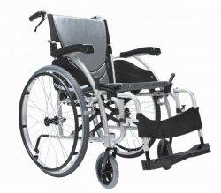 Wózek inwalidzki aluminiowy S-ERGO 115