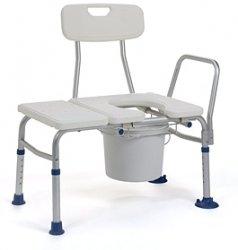 Krzesło-ławeczka prysznicowa Katy