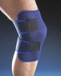 Uniwersalny stabilizator kolana, zamknięty