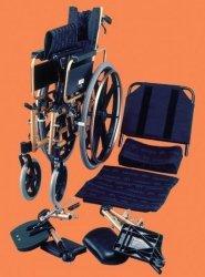Wózek inwalidzki z odchylanym siedziskiem KM-5000