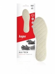 Wkładki z wełny Alu Tech Kaps