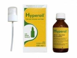 Olejek Hyperoil 100 ml z rozpylaczem