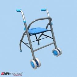 Podpórka rehabilitacyjna dwukołowa DELUXE AR-021