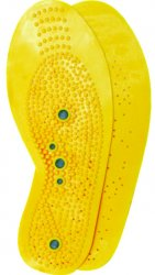 Magnetyczne masujące wkładki do butów