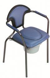 Krzesło sanitarne Open, regulowane