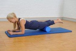 Wałek do ćwiczeń SISSEL Massage Roller - twardy