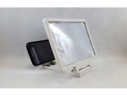 Szkło powiększające ekran telefonu