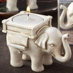 Słonik świecznik