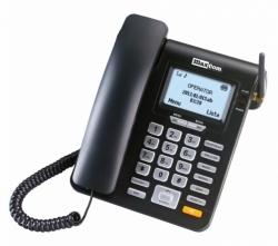 Telefon komórkowy biurkowy MaxCom MM28D
