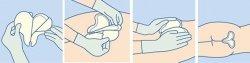 Hydrocoll sacral opatrunek okolicy krzyżowej
