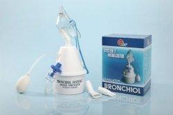 Inhalator Bronchiol System 2 - Spejser - Nebulizator