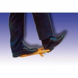 Pachołek drewniany do ściągania obuwia KAPS