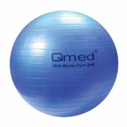 Piłka rehabilitacyjna do ćwiczeń Qmed 75 cm