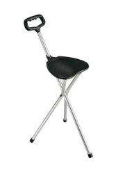 Laska z krzesełkiem - trójnóg