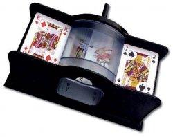 Maszynka do tasowania kart na korbkę Piatnik