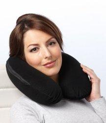 Poduszka podróżna - dmuchana