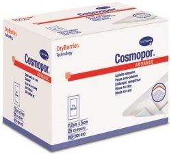 Cosmopor Advance do ran z wysokim poziomem wysięku