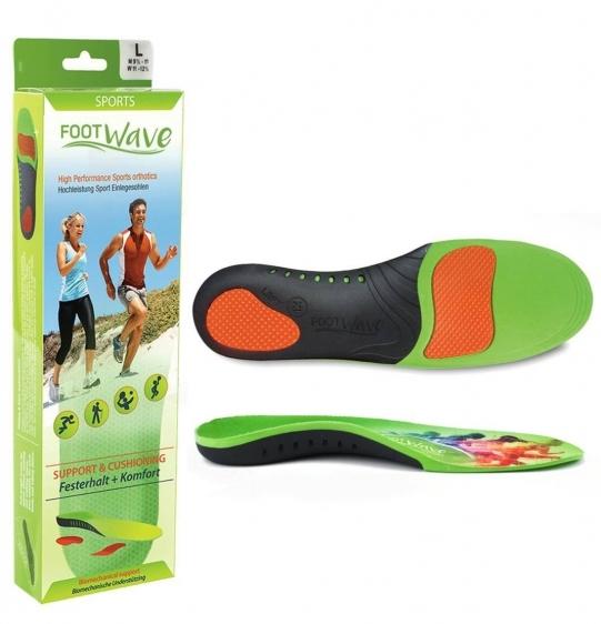 Wkładki dla biegaczy FootWave SPORT