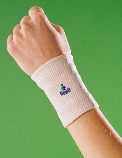 Orteza nadgarstka z tkaniny Coolmax Oppo