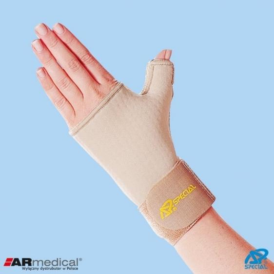 Stabilizator nadgarstka z ujęciem kciuka Special